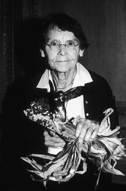 Barbara Mc Clintock